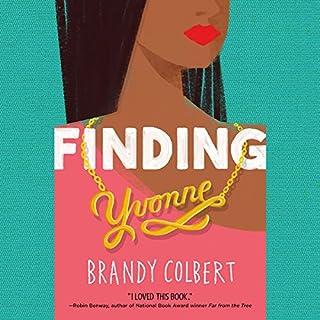 Finding Yvonne audiobook cover art
