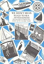 We Didn't Mean To Go To Sea by Arthur Ransome (1983-10-20)
