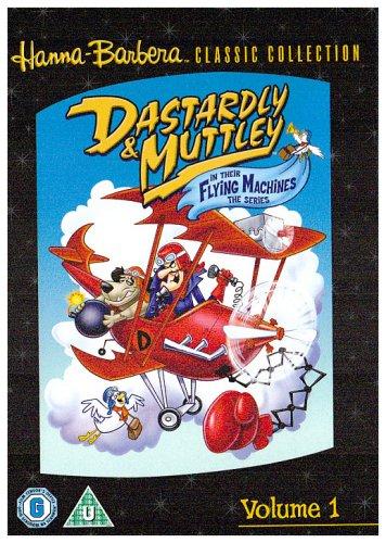 Dastardly And Muttley Vol. 1 [Edizione: Regno Unito] [Edizione: Regno Unito]