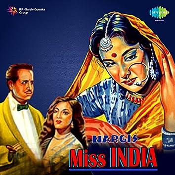 Miss India (Original Motion Picture Soundtrack)