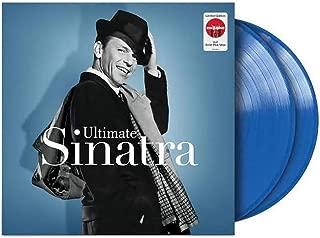 Ultimate Sinatra - Exclusive Limited Edition Solid Blue Colored 2XLP Vinyl