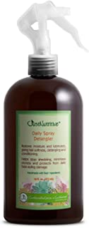 Daily Spray Detangler   Best Hair DeTangler   Combing So Easy Without Breakage or Leaving Residue