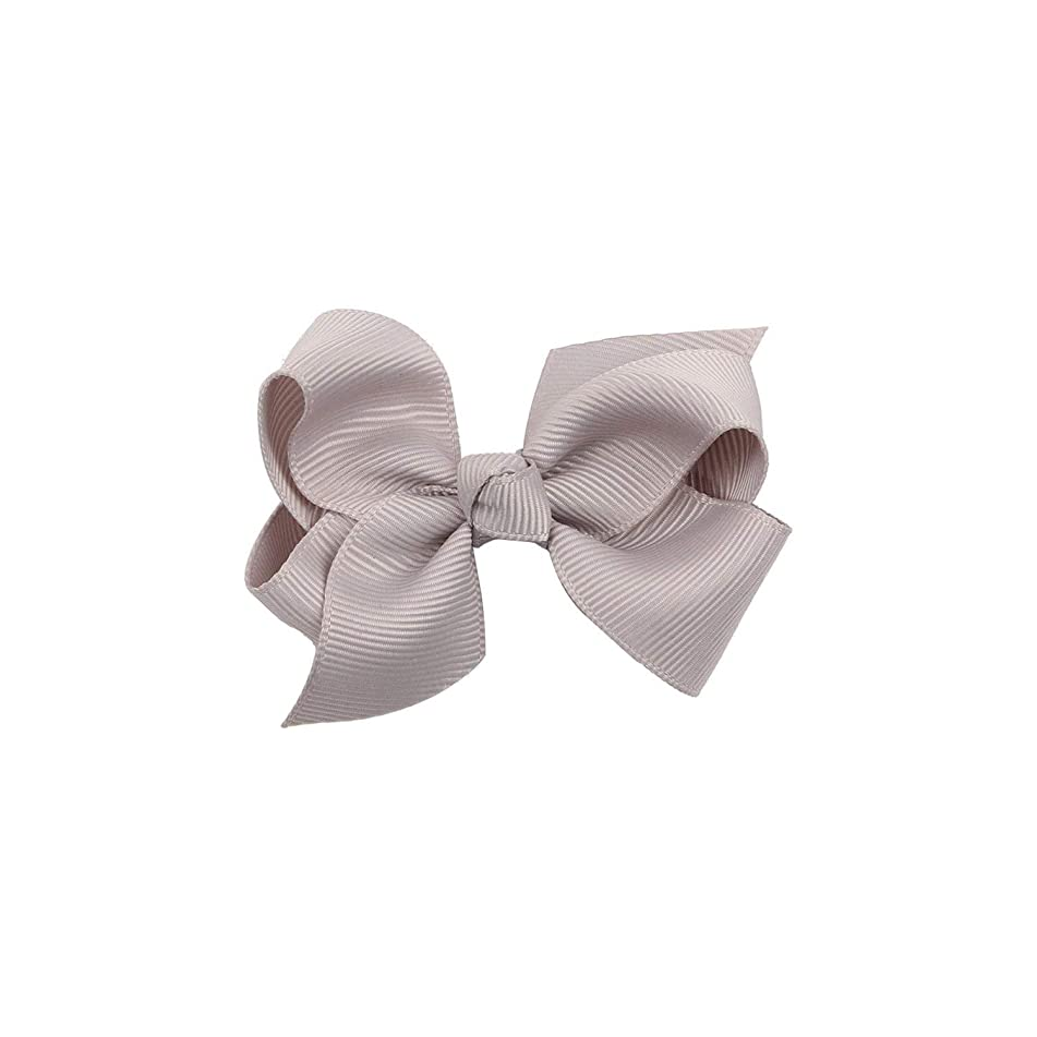 Headband Lovely Solid Bow Hairpins Hair Clips for Children Kids Girls Hair Butterfly Ribbon Hair Accessories