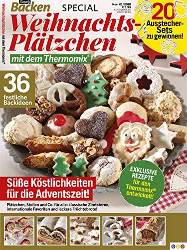 Simply Backen Special - Weihnachts-Plätzchen: mit dem Thermomix® 36 festliche Backideen