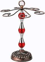 Wine Rack Wine Rack Wine Glass Rack Countertop Wine Glass Storage Display Wine Glass Metal Goblet Rack Home Bar Decoration...