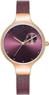 ZLSP موضة جديدة بسيطة ساعة اليد نسائية ساعات للماء اللباس أنثى ساعة العلامة التجارية الفاخرة السيدات كوارتز ساعة ZLSP (Col...