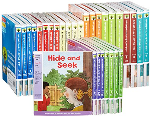 Oxford Reading Tree Special Packs ORT Tadoku Pack (all packs from Stage 1+ to Stage 9) 30 packs