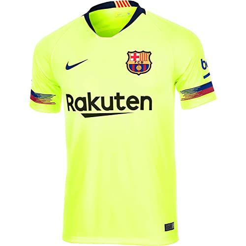 NIKE 2018-2019 Barcelona Away Football Shirt 717dcc645