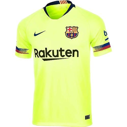 832ea7c7110 NIKE 2018-2019 Barcelona Away Football Shirt