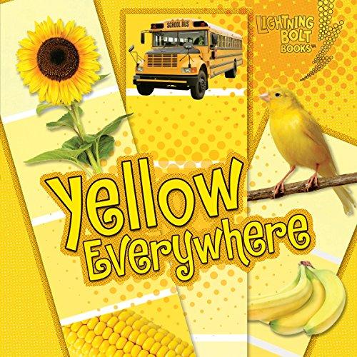 Yellow Everywhere copertina