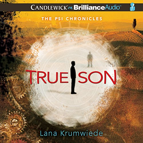 True Son audiobook cover art