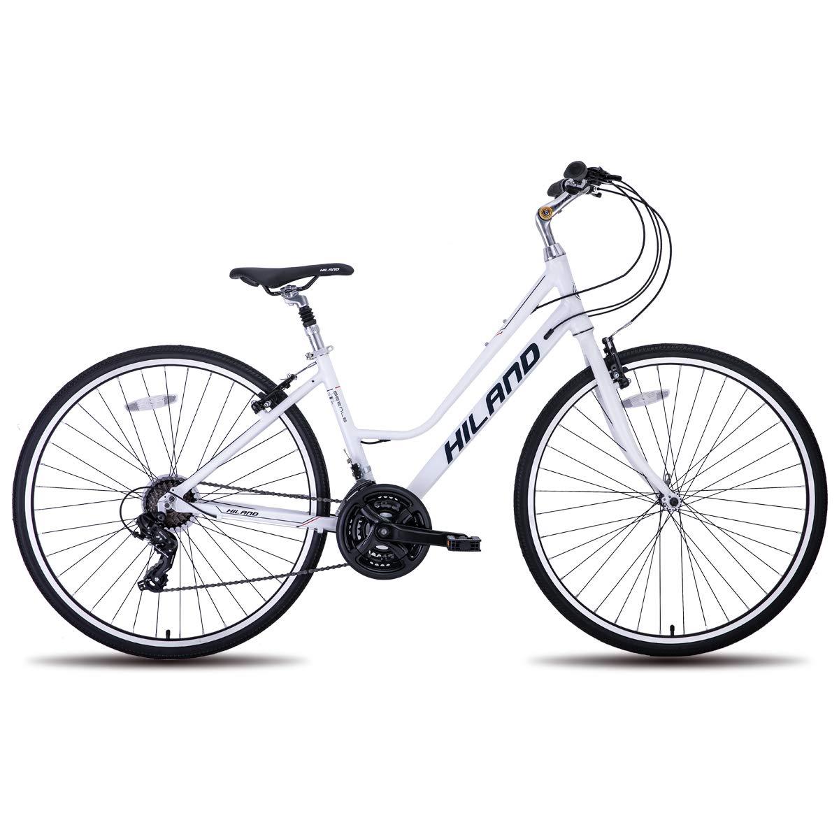 Hiland Aluminum Comfort Commuter Bicycle