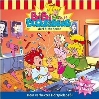 Bibi darf nicht hexen audiobook cover art