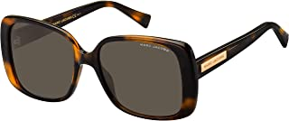 Marc Jacobs Marc423/s Square Sunglasses for Women + FREE Complimentary Eyewear Kit