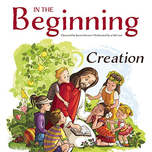 In the Beginning: Creation audiobook cover art