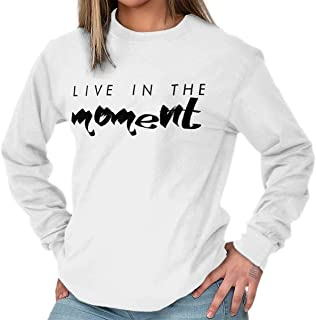 live in the moment clothing