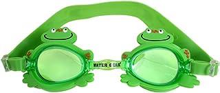 19d3476bbe31 Water Gear Children s Animal Swim Goggles - Green Frog