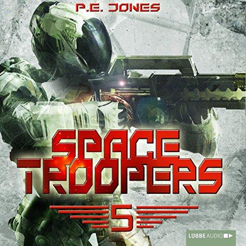 Die Falle (Space Troopers 5) audiobook cover art