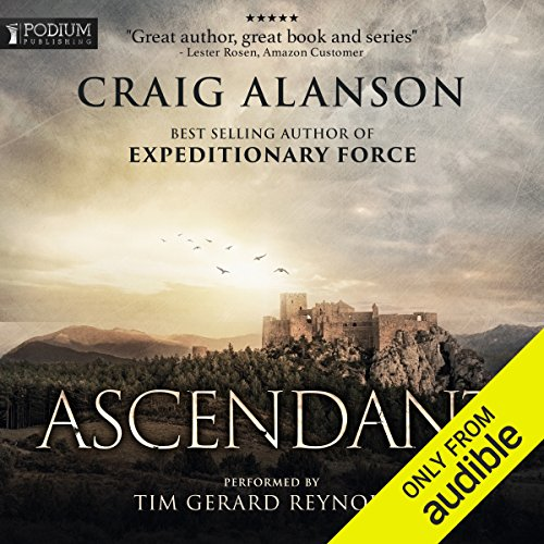 Ascendant: Book 1                   By:                                                                                                                                 Craig Alanson                               Narrated by:                                                                                                                                 Tim Gerard Reynolds                      Length: 17 hrs and 23 mins     313 ratings     Overall 4.6