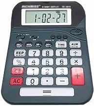 $48 » Z-Color Multi-Function Calculators Basic, Office Electronics Voice Calculator Transparent Buttons Real People Pronunciatio...