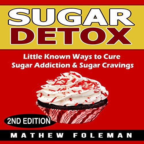 Sugar Detox audiobook cover art