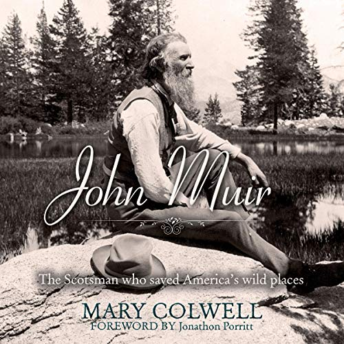 John Muir Audiobook By Mary Colwell cover art