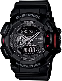 Casio G-Shock GA-400-1B Multi-Dimensional Analog Digital...