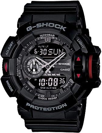 5fb540202 Casio Casual Watch Analog-Digital Display Japanese Quartz For Men Ga-400-1B
