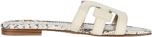 Modern Ivory Geneva Calf Leather