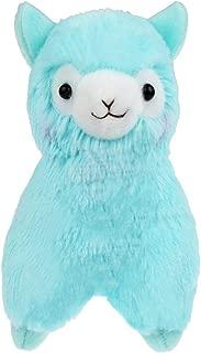 Cuddly Plush Soft Baby Stuffed Animals Toy Llama Lamb Blue Alpaca Doll 7