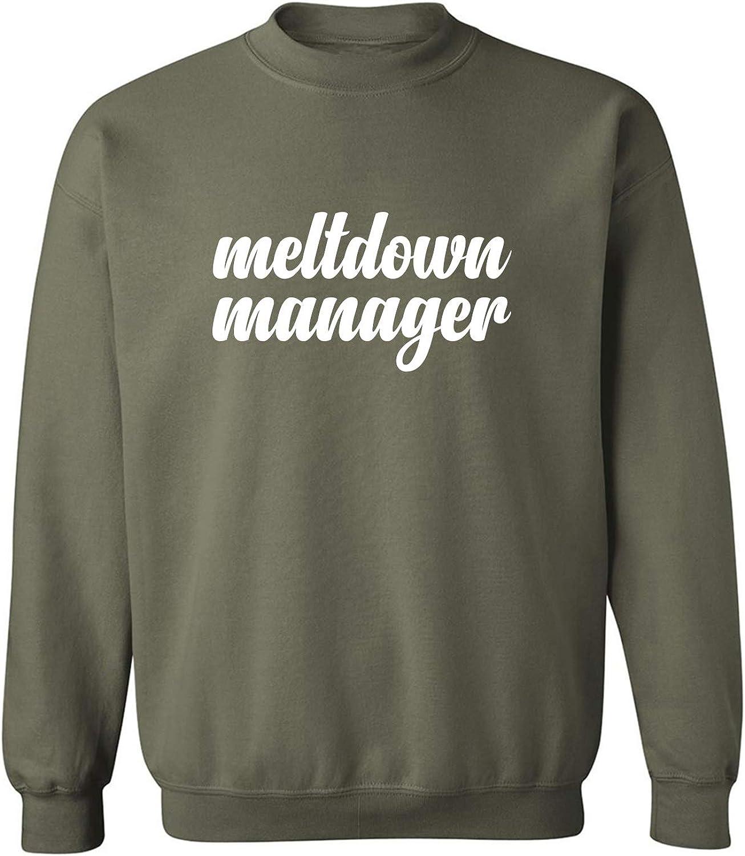 Meltdown Manager Crewneck Sweatshirt