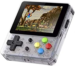 Handheld Game Console Kids Adults, LDK Game Screen by 2.6 Thumbs Mini Palm Palm Pilot Nostalgia Console Children Retro Console of Dioco Mini Family TV Video