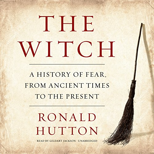 The Witch audiobook cover art