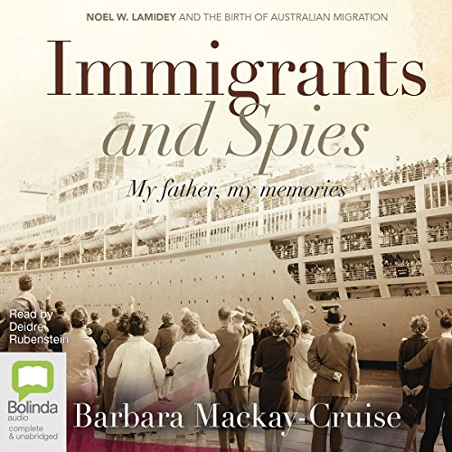 Immigrants and Spies cover art