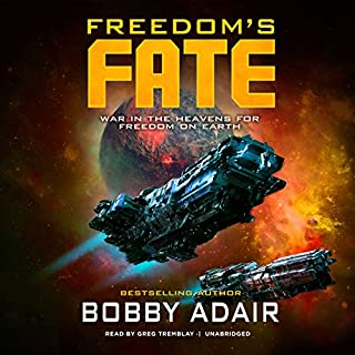 Freedom's Fate audiobook cover art
