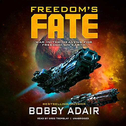 Couverture de Freedom's Fate