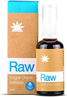 Amazonia Raw Sugar Crave Release Spray, 50 ml