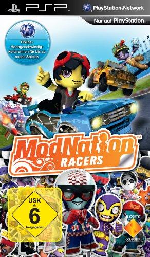 ModNation Racers [Import allemand, jeu en français]