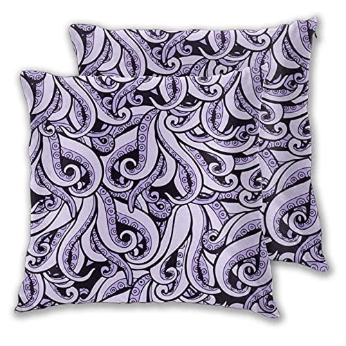 Juego de 2 fundas de almohada de Ursula The Sea Witch inspir