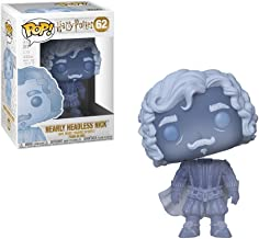 Funko POP!: Harry Potter - Nearly Headless Nick (Blue Translucent), Multicolor