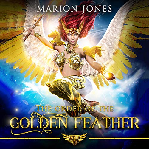 The Order of the Golden Feather audiobook cover art