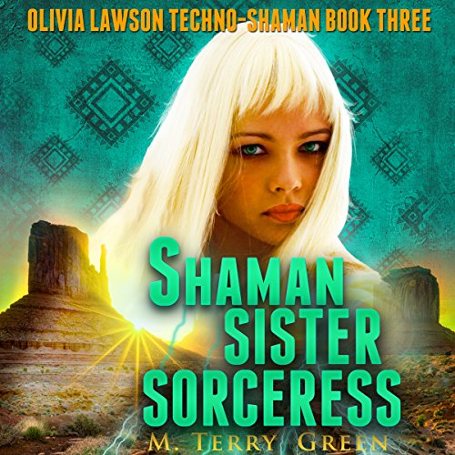 Shaman, Sister, Sorceress cover art