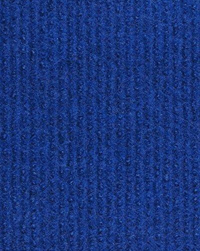 Eventteppich Messeteppich   Rips-Nadelfilz   200 und 400 cm Breite   hell-blau   Meterware, 50m Rolle   Größe: 50 x 4 m