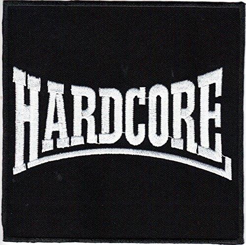 HardCore Thrash Metal BootBoys Ultras Hooligan Biker Punk Aufnäher Patch Abzeichen