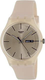 Swatch Rose Rebel Watch- SUOT700