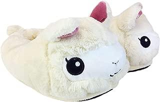 Best girls llama slippers Reviews