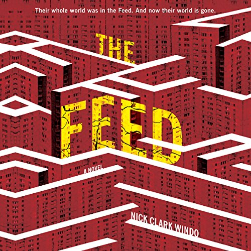 The Feed audiobook cover art