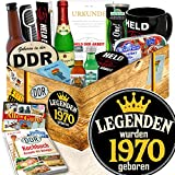 Legenden 1970   Zum Geburtstag   DDR Geschenkset Mann