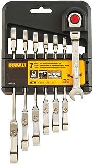 DeWalt DWMT74196 Ratcheting Flex Head (7 Piece)