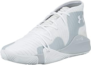 43 EU Chaussures de Basketball homme Black 006 Under Armour Spawn Mid 8.5 UK Noir